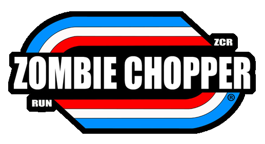 zombie chopper run